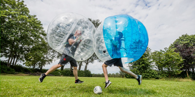 Bubble Soccer bei Euch